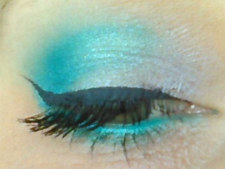 make up azur