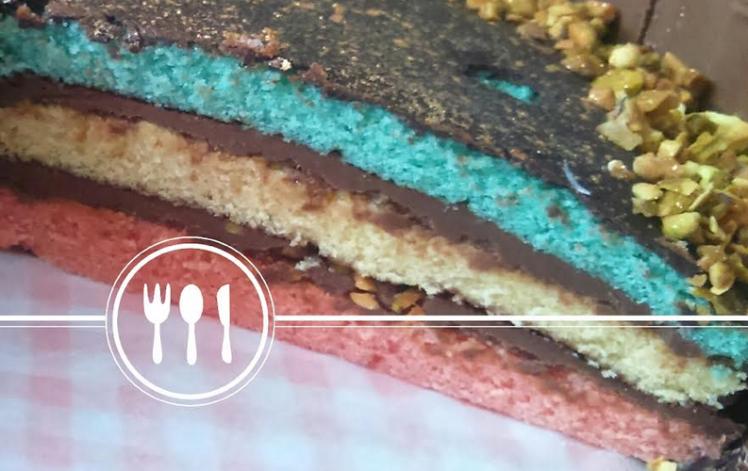 cake kitkat