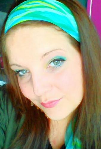 photo make up yeux