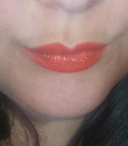 rendu sur lèvres
