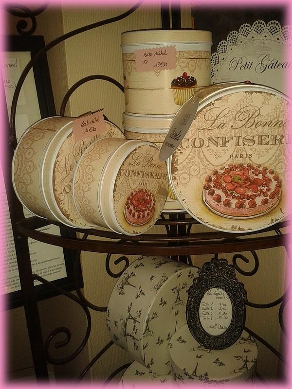 dames cakes décors