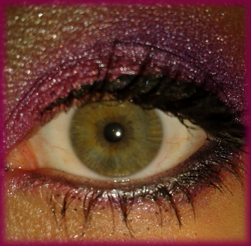 Make-up rose/violet