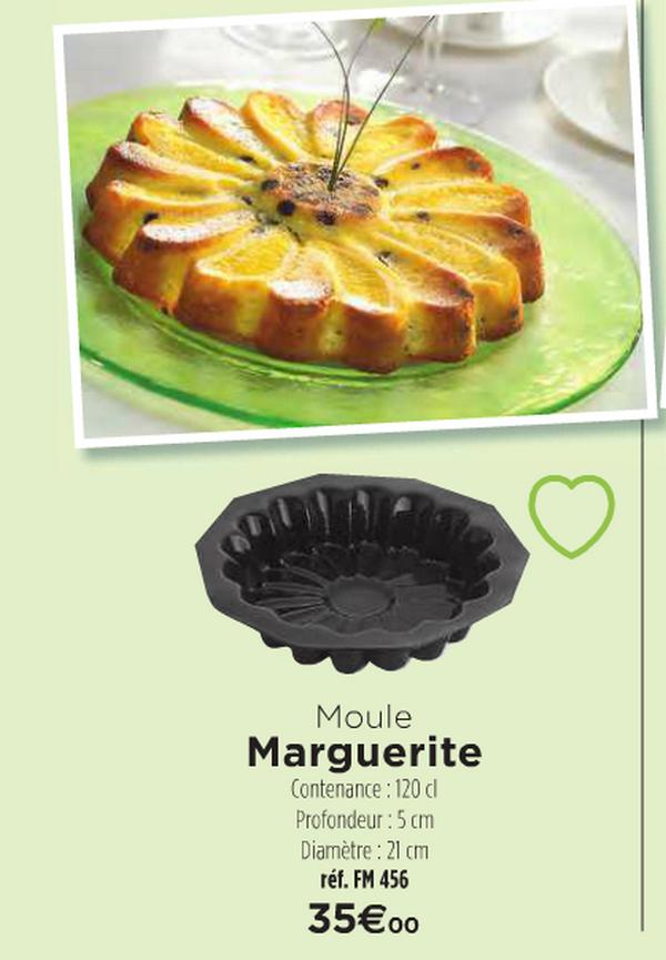 moule marguerite