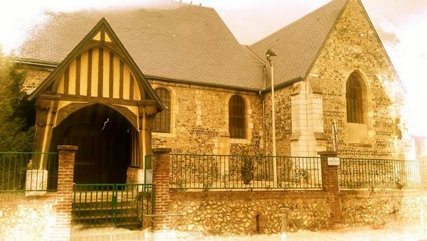 église de rouelles