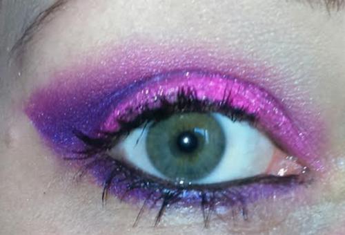 make-up rose