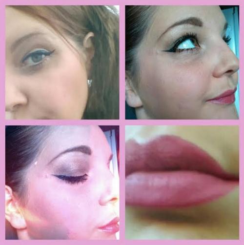 montage make-up
