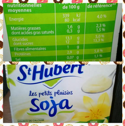 lsdp yaourts soja