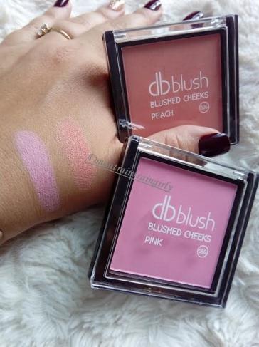 swatchs db blush