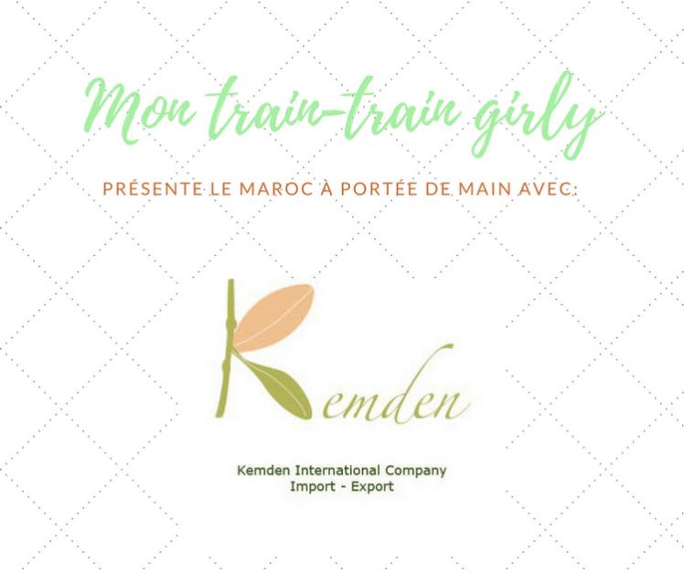 logo kemdem Mon train-train girly
