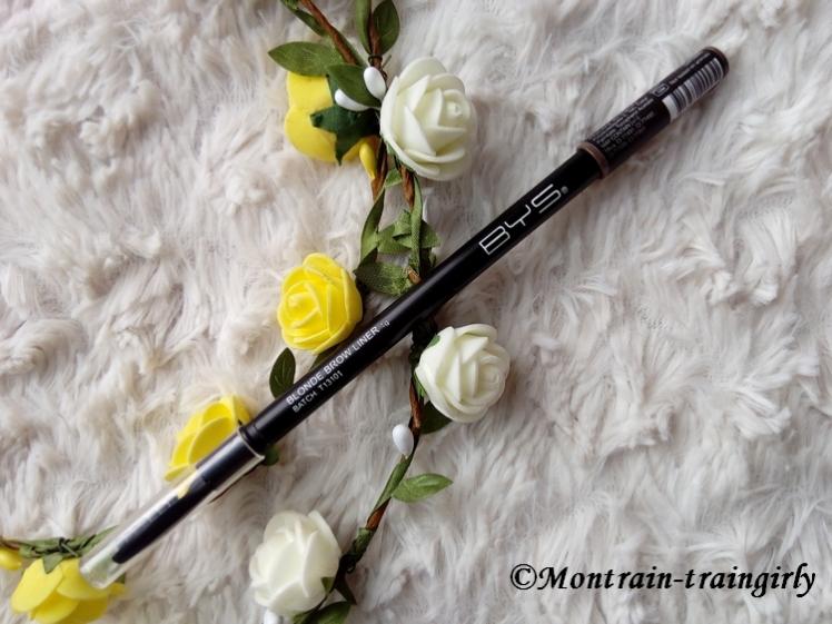 Crayon à sourcils BYS