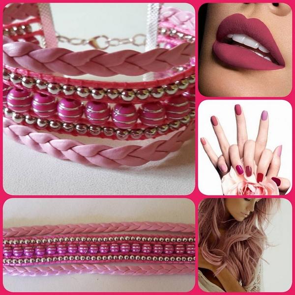 bracelet girly roc girly top