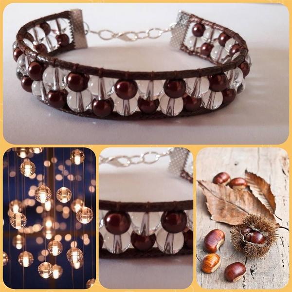 bracelet automnal roc girly top