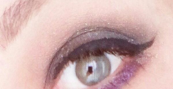 MSC anthracite gris eyeshadow