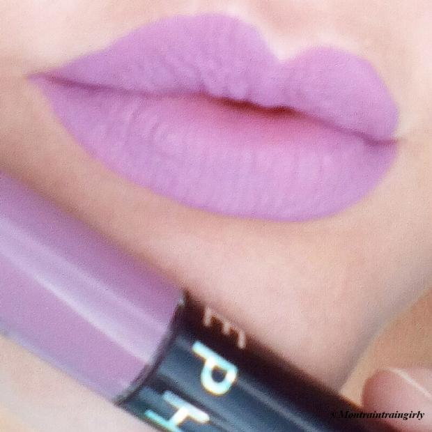 MSC anthracite gris lips