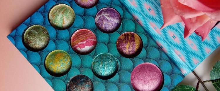 palette BH cosmetics wild&alluring gros plan
