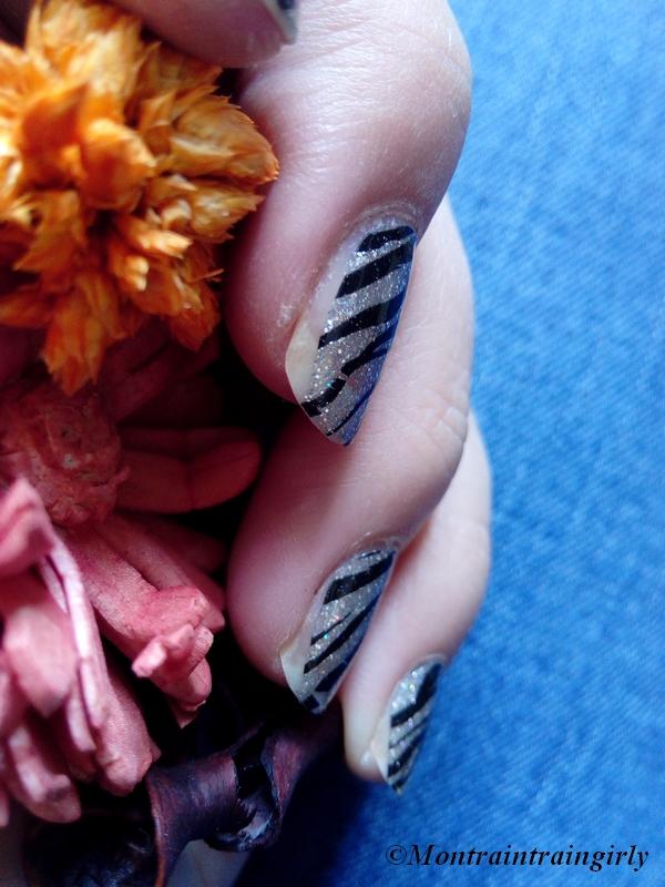 sephora nail patch art défaut