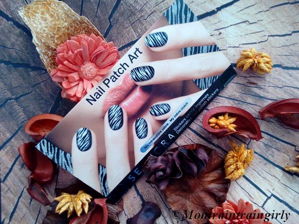 Avis Sur Le Kit Nail Patch Art De Chez Sephora