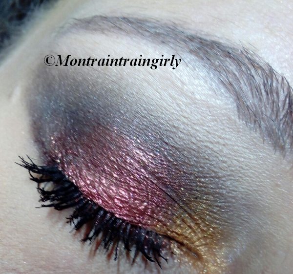 bh cosmetics makeup solar flare 1