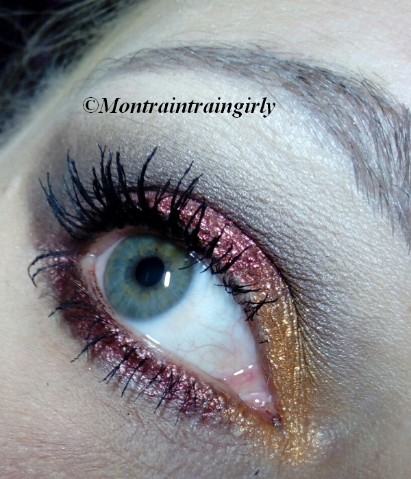 bh cosmetics makeup solar flare
