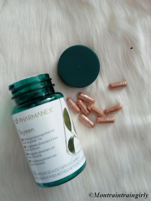 pharmanex cure thé vert