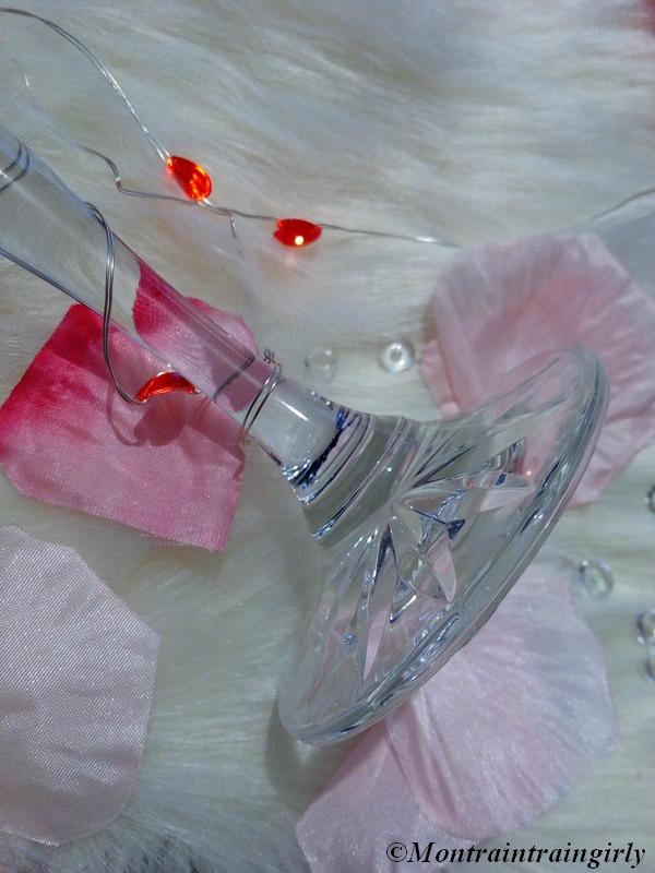 vessieres coupe à champagne pied en cristal