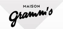 maison gramms logo