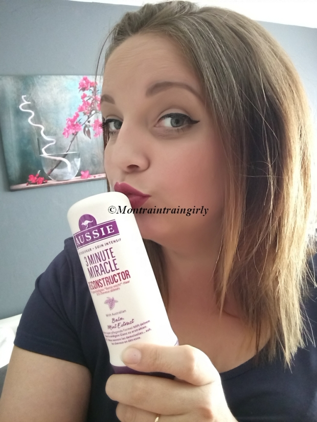 aussie soin 3 minute miracle reconstructor