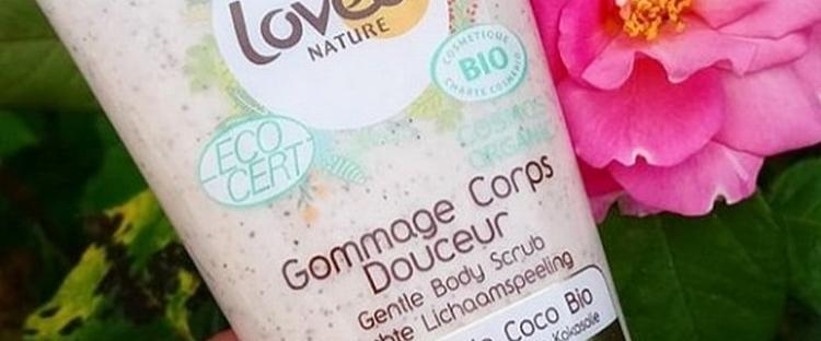 LOVEA gommage corporel